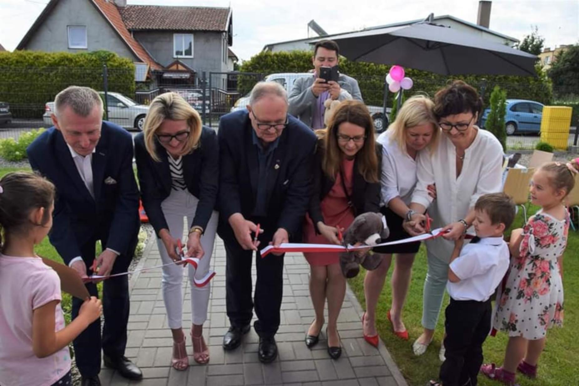 Unijne dofinansowanie dla najmłodszych. Żłobek Calineczka w Nowym Dworze Gdańskim jak nowy