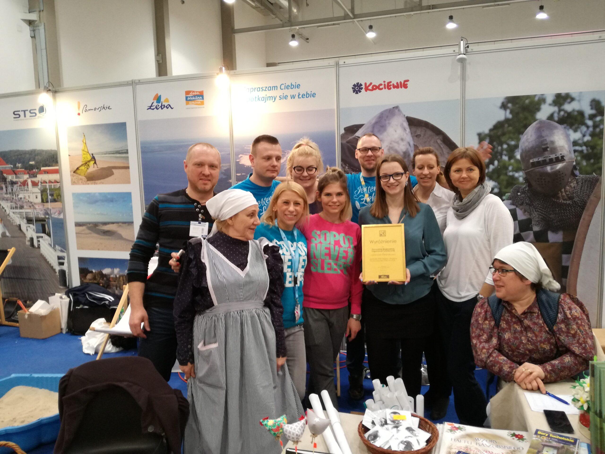 Targi Turystyczne NA STYKU KULTUR – Łódź 2017