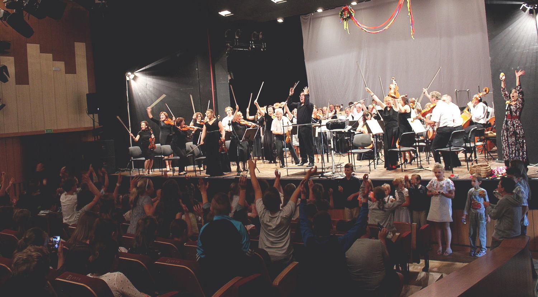 Najpiękniejsze utwory kompozytorów amerykańskich. Koncert familijny słupskich filharmoników