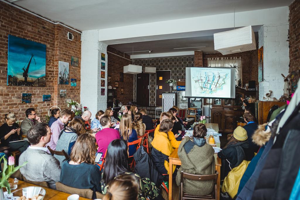 UrbanLab w formule online, czyli planowanie kulturowe w praktyce. Tym razem tematem będzie Wilno