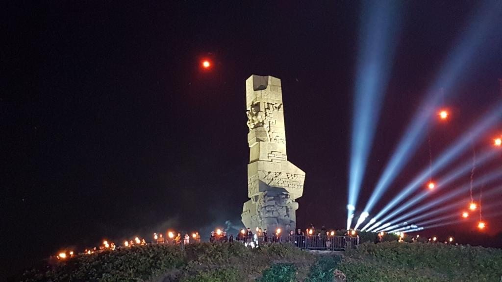 """""""Tu na Westerplatte apelujemy: pokój, nie wojna"""". Obchody 80. rocznicy wybuchu II wojny światowej"""