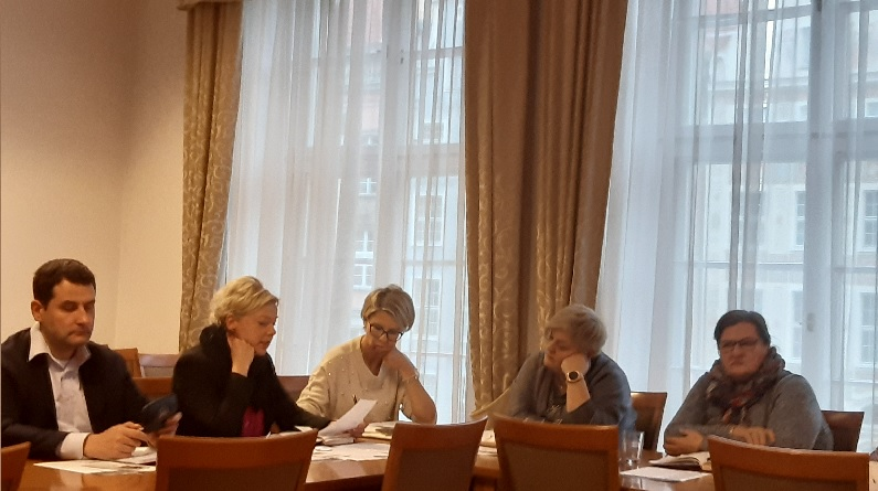 Posiedzenie Pomorskiego Komitetu Rozwoju Ekonomii Społecznej – 4 grudnia 2019 r. [RELACJA, MATERIAŁY DO POBRANIA]