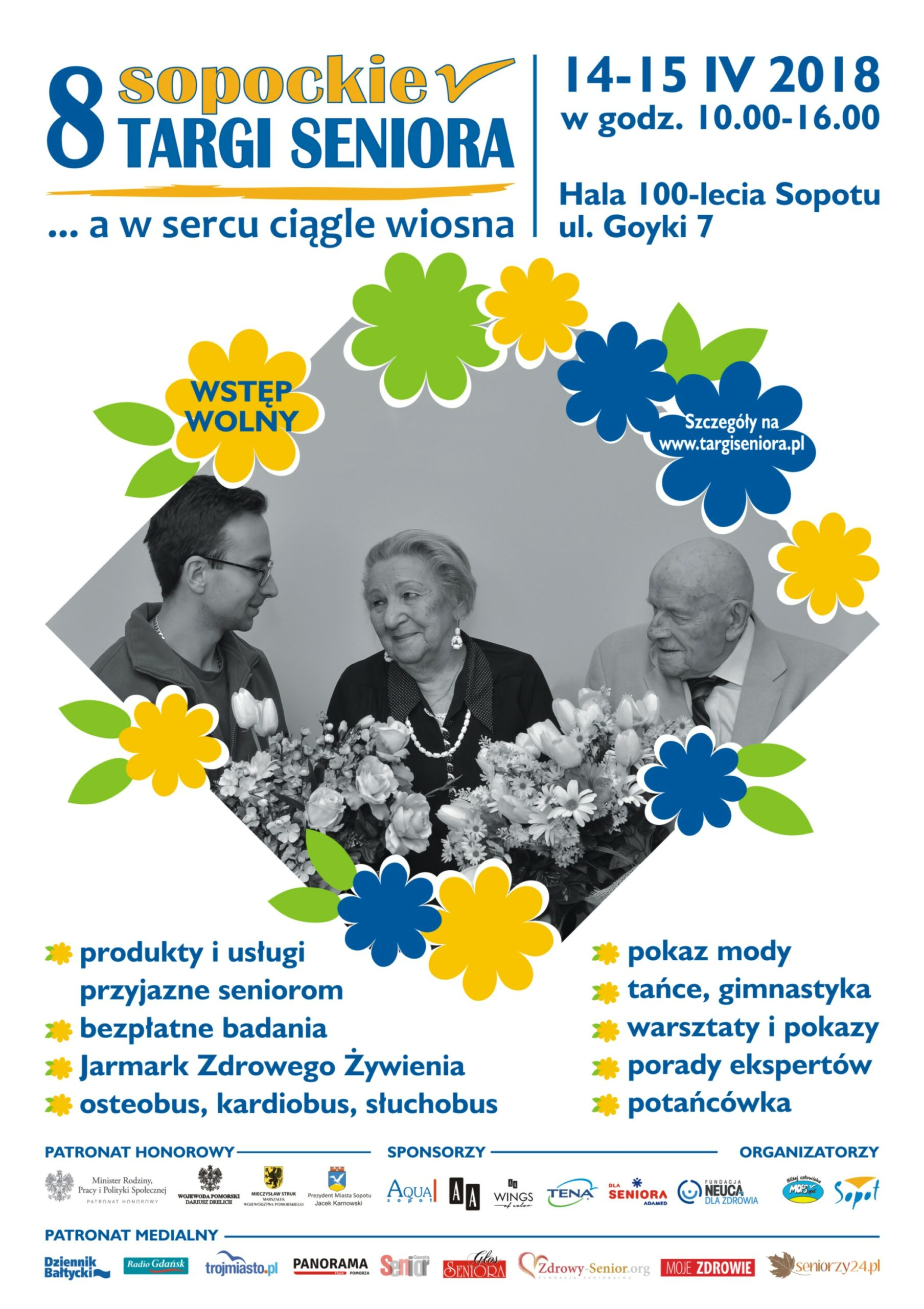 Spotkajmy się na Sopockich Targach Seniora