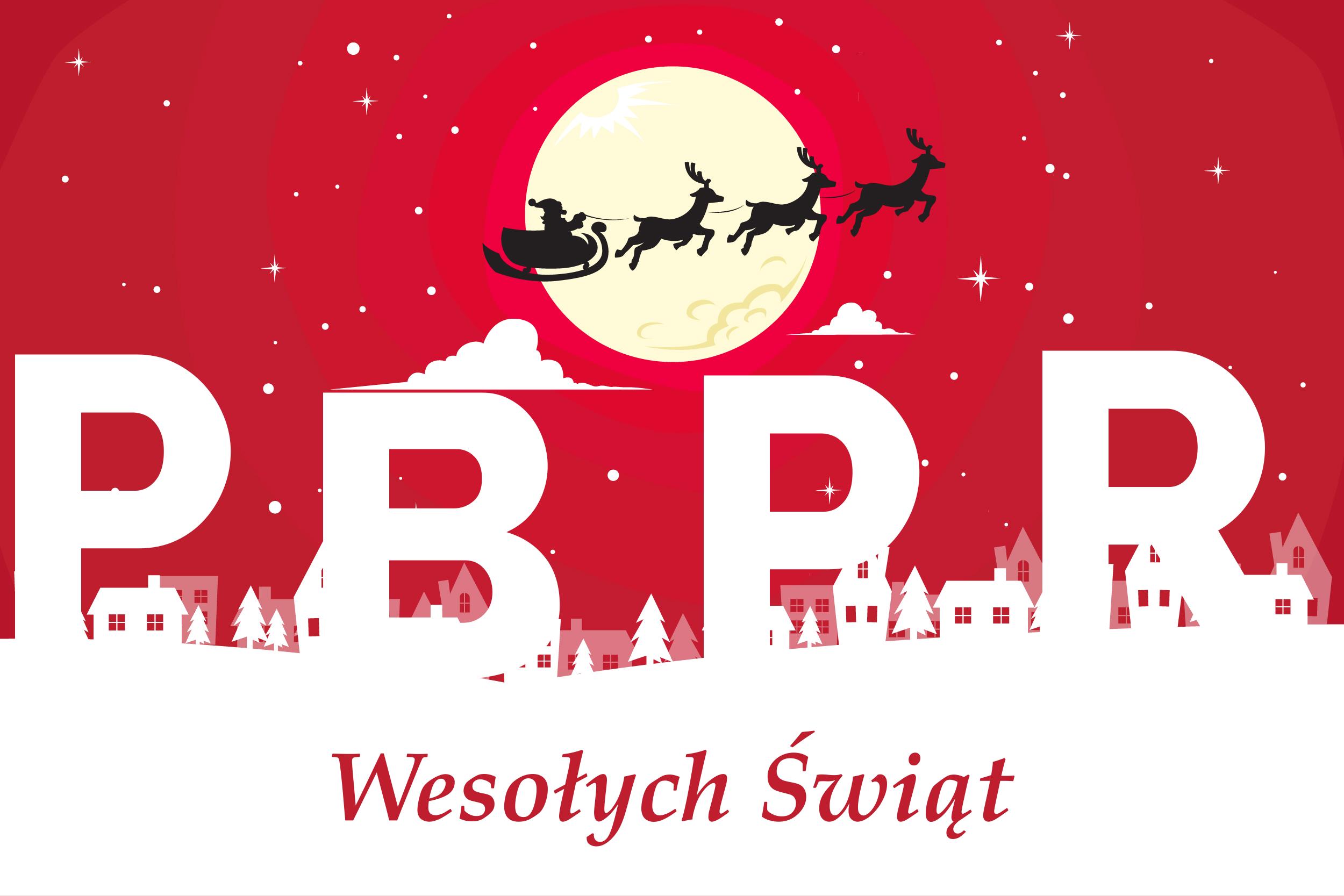 PBPR życzy Wesołych Świąt !