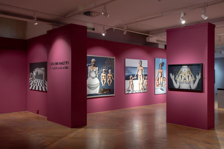 Wystawa Ave Kobieta