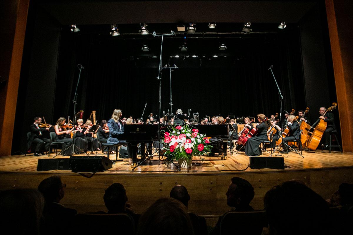Koncert na stulecie w Filharmonii Kaszubskiej w Wejherowie [ZDJĘCIA]