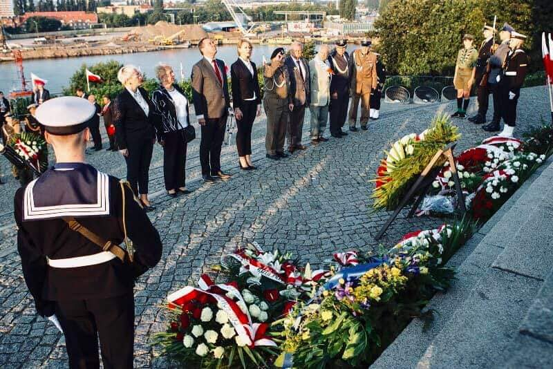 W niedzielę 1 września w Gdańsku odbyły się uroczystości z okazji obchodów 80 rocznicy wybuchu II wojny światowej