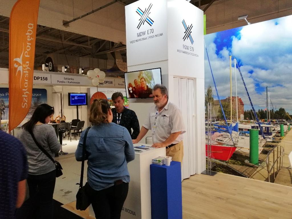 W dniach 18 – 20 października 2019 r. odbyły się Międzynarodowe Targi Turystyczne World Travel Show w Nadarzynie