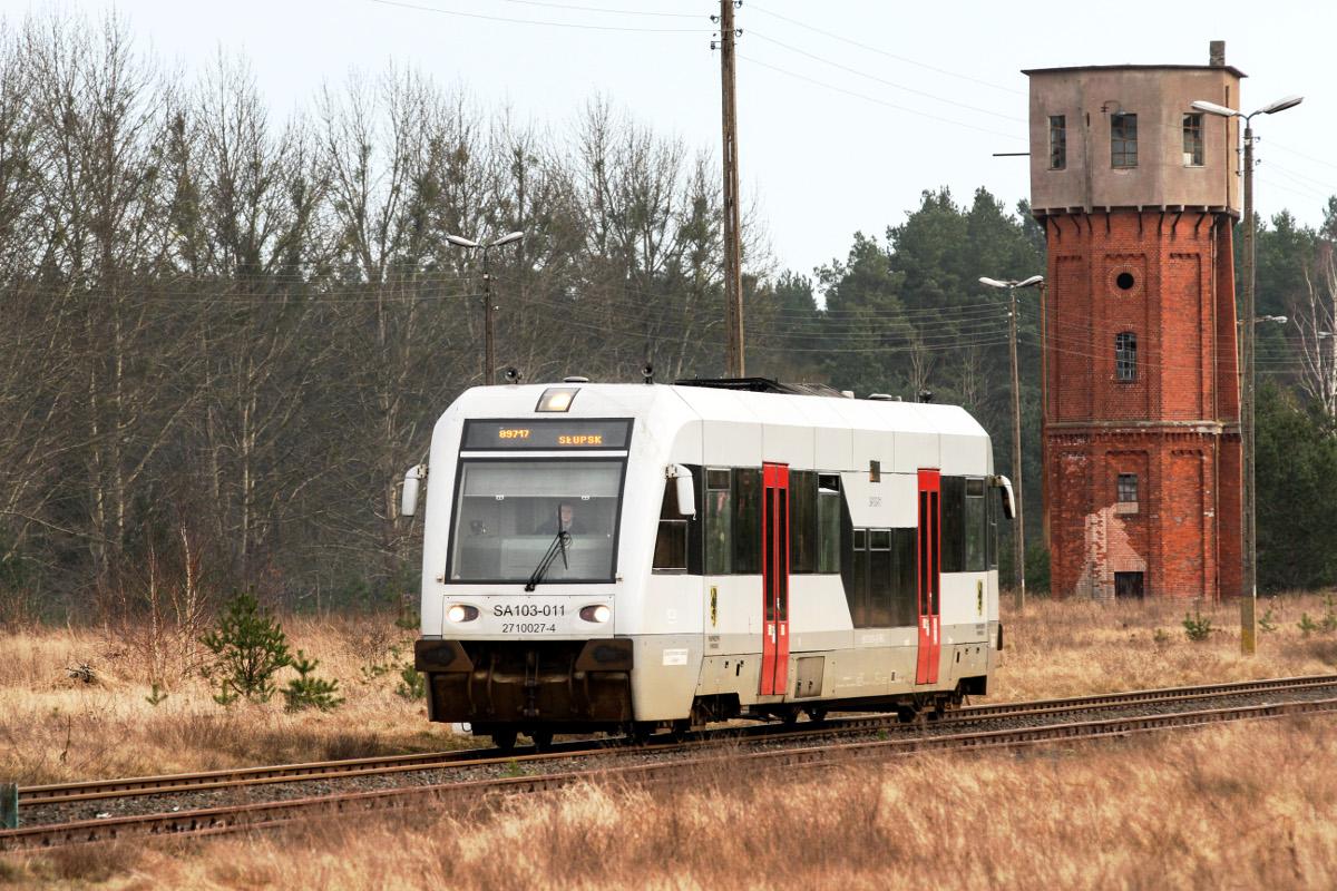 Duże zmiany w komunikacji kolejowej na trasie Słupsk – Miastko. Od 3 lipca 2017 r. jeżdżą zastępcze autobusy