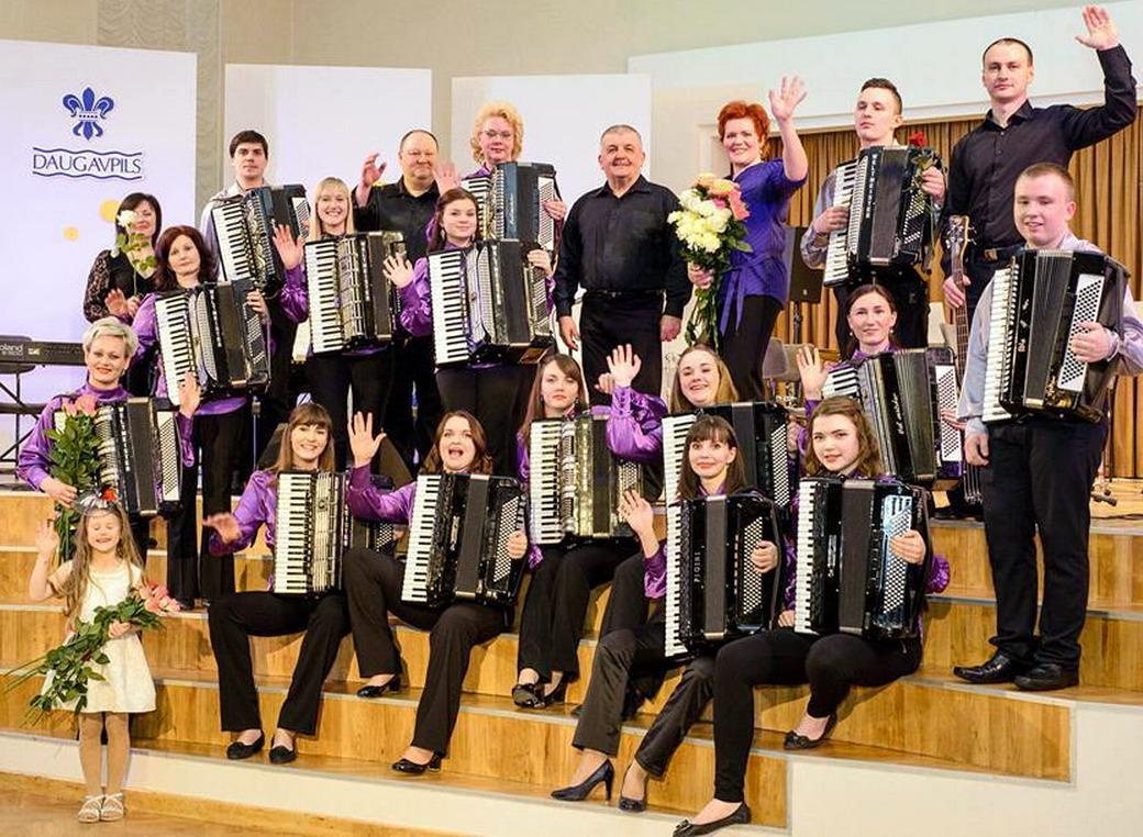 Koncerty w otoczeniu sulęczyńskich lasów i jezior. XVI Międzynarodowy Festiwal Akordeonowy