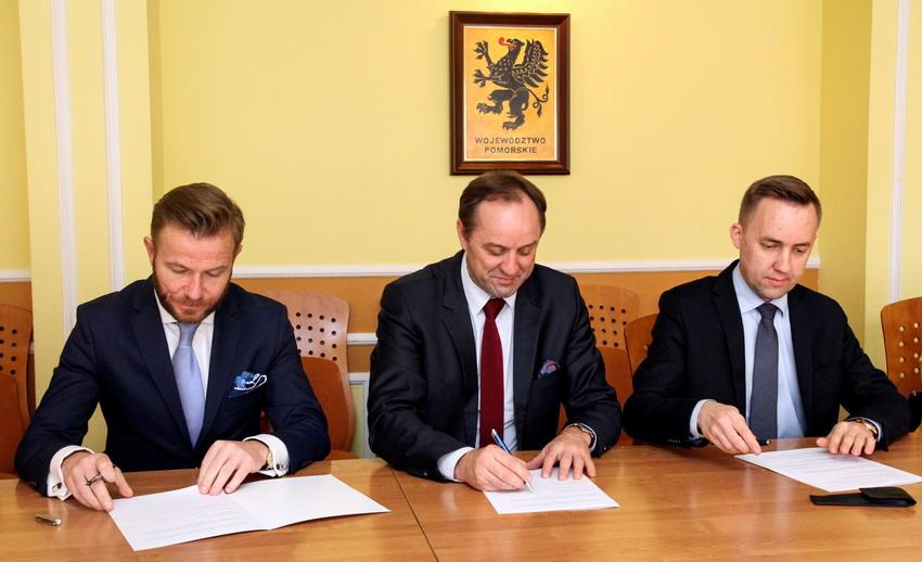 Władysławowo – będzie modernizacja drogi wojewódzkiej. Skorzystają mieszkańcy i turyści