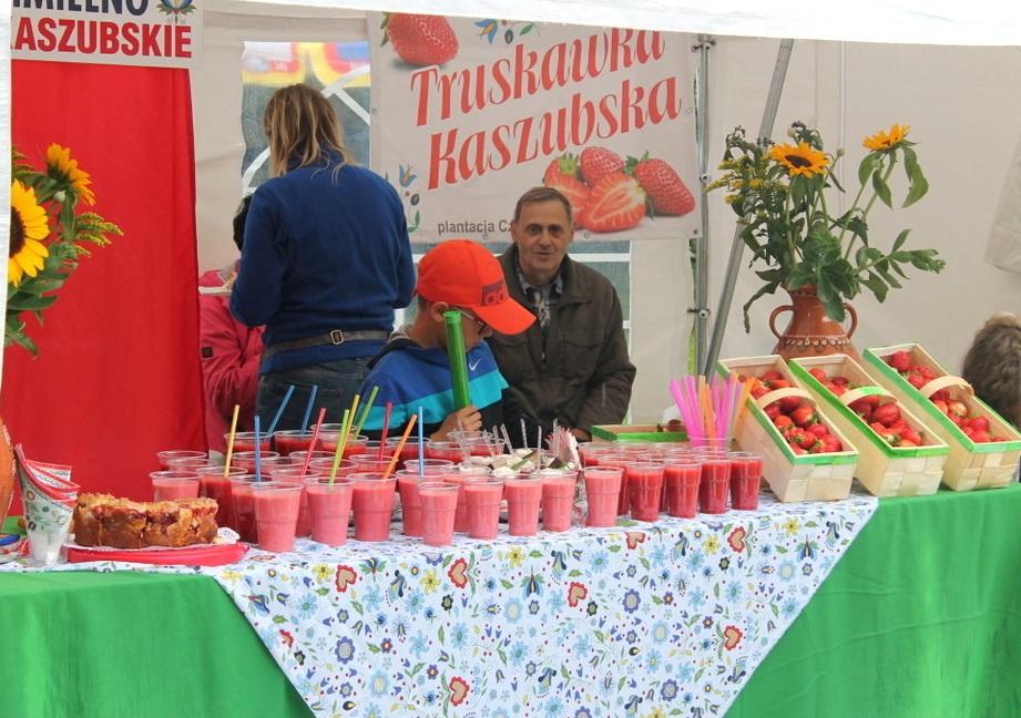 Truskawka kaszubska świętuje już ponad 40 lat. Miłośnicy kaszëbsczi malënë tradycyjnie spotkają się na Złotej Górze