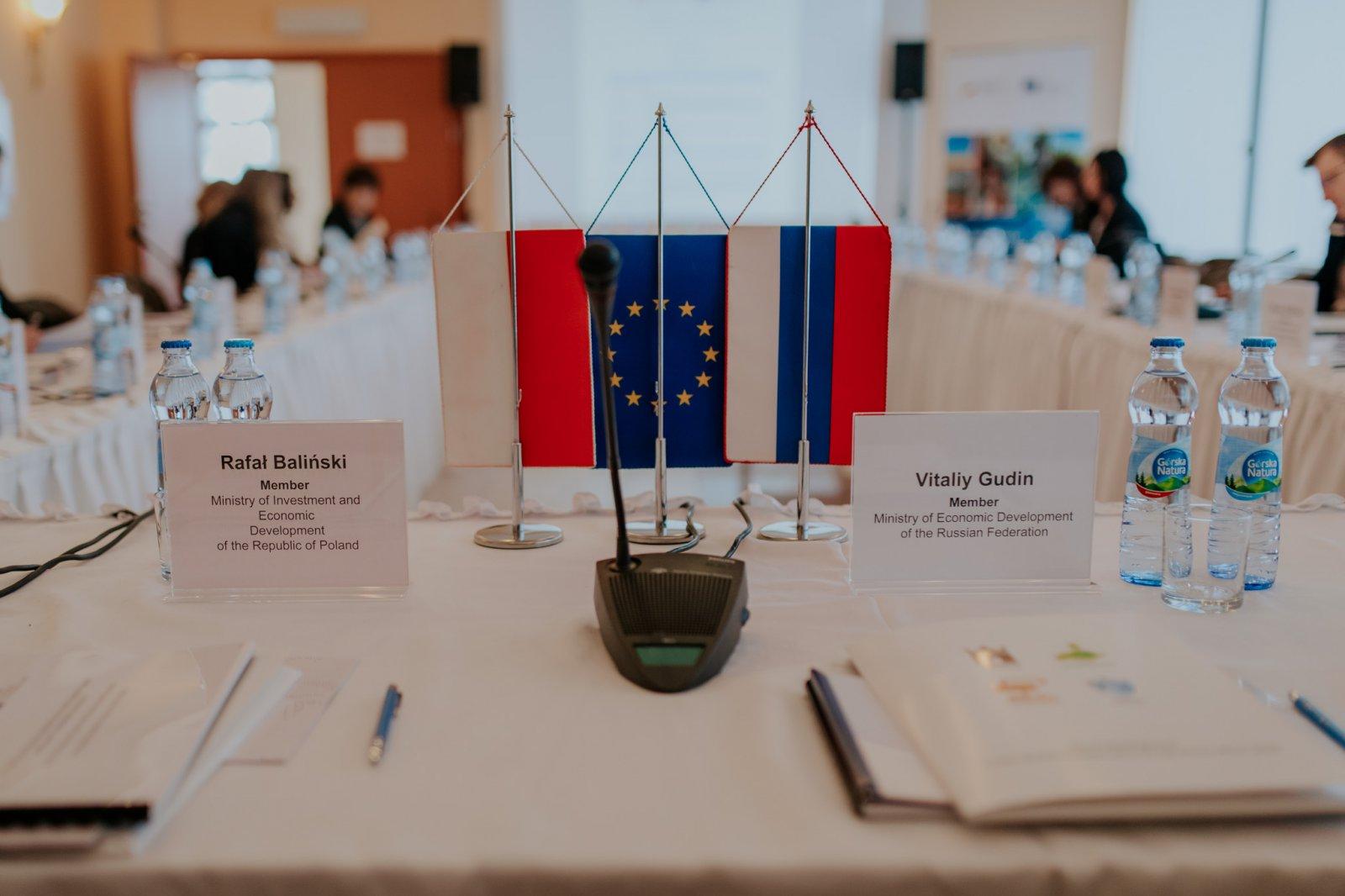 Spotkania dla beneficjentów Polska – Rosja