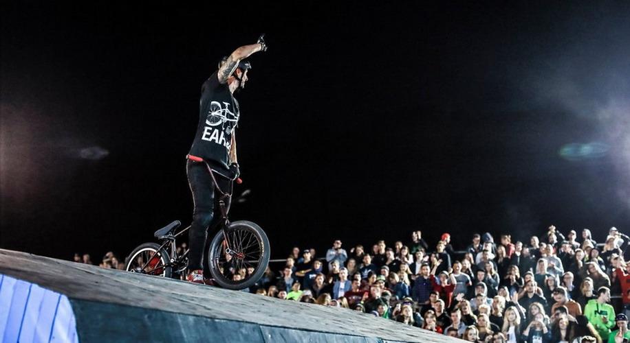 Największy festiwal muzyki i sportów ekstremalnych w Polsce. Przyjdź na plac Zebrań Ludowych