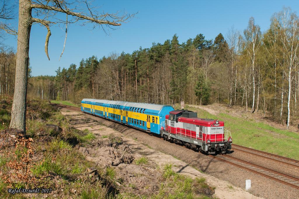 Wsiądź na pokład starych wagonów i odwiedź kolejowe zakamarki Pomorza. Specjalny pociąg dla miłośników kolei