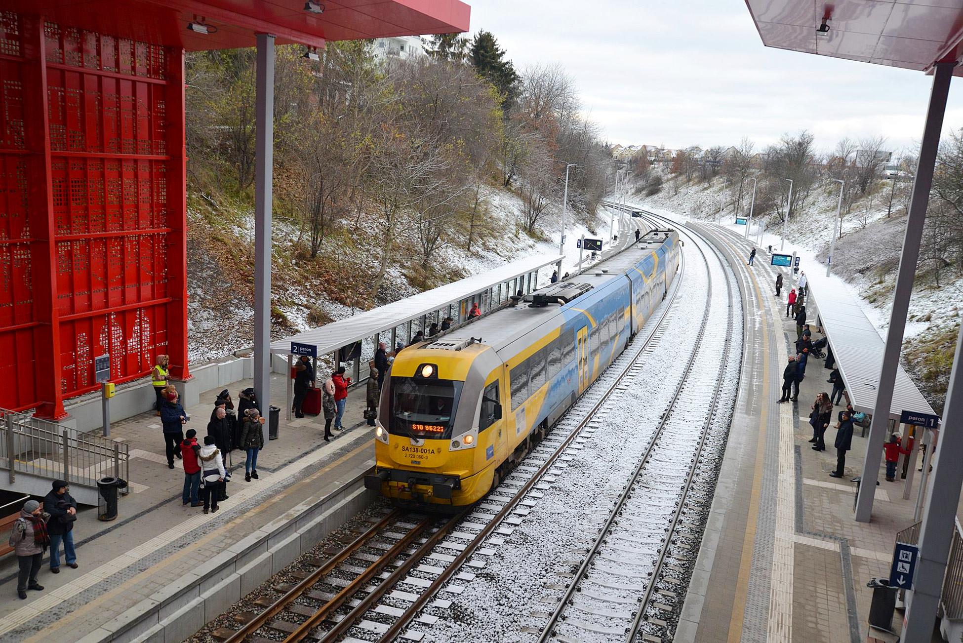 Coraz więcej pasażerów na linii Pomorskiej Kolei Metropolitalnej. W 2017 roku pociągi przewiozły ponad 3 miliony osób