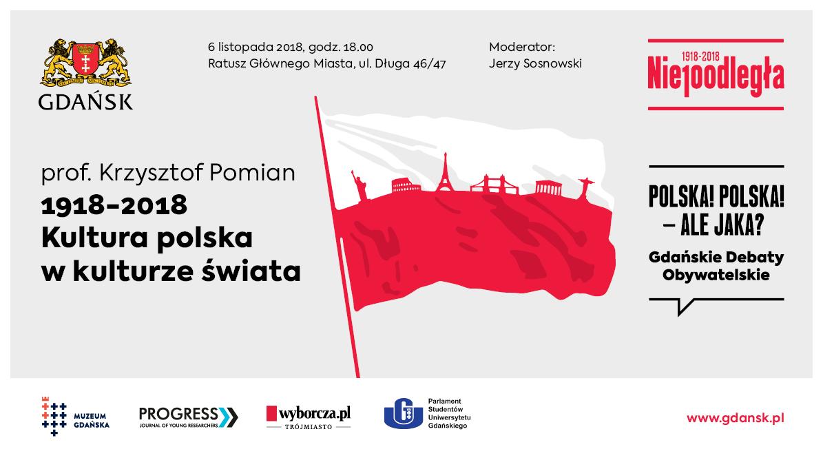 Kultura polska w kulturze świata - baner