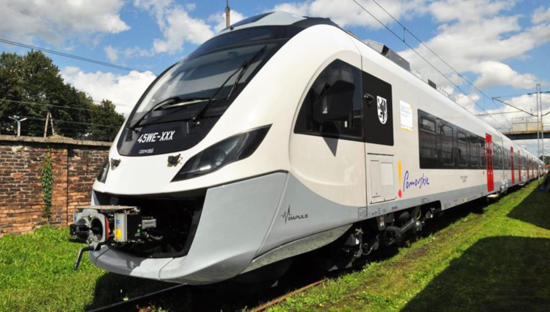 Nowe pociągi elektryczne coraz bliżej. Impulsy przyjadą jeszcze w tym roku. Umowa z producentem podpisana