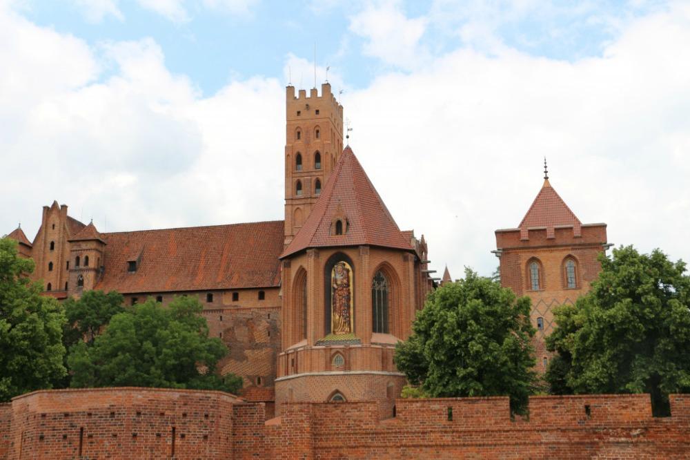 Sukces malborskiego muzeum. Kościół zamkowy Zabytkiem Zadbanym 2017