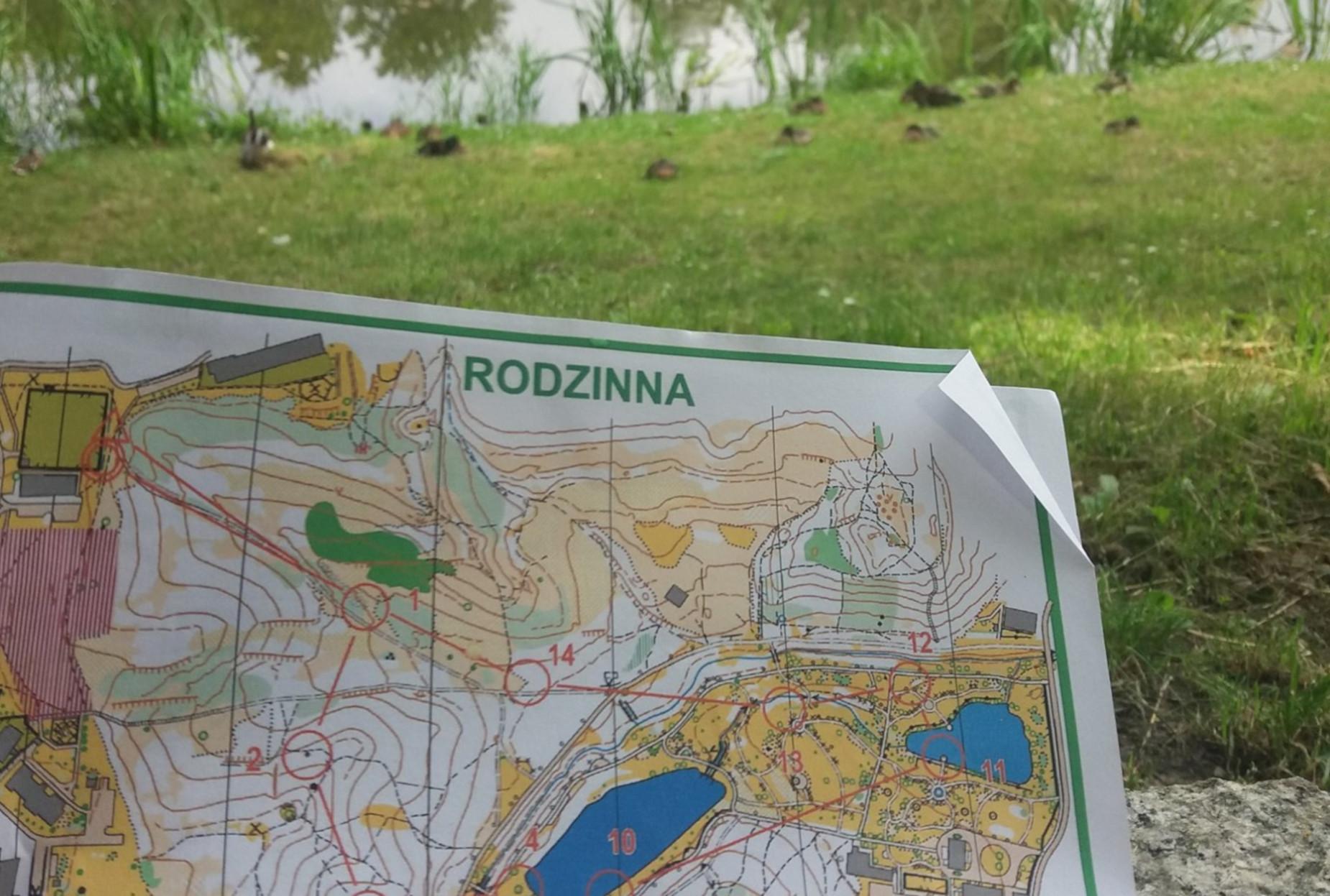 Marszem lub biegiem. Weź mapę, wybierz trasę i odkryj zakątki gdańskiej dzielnicy