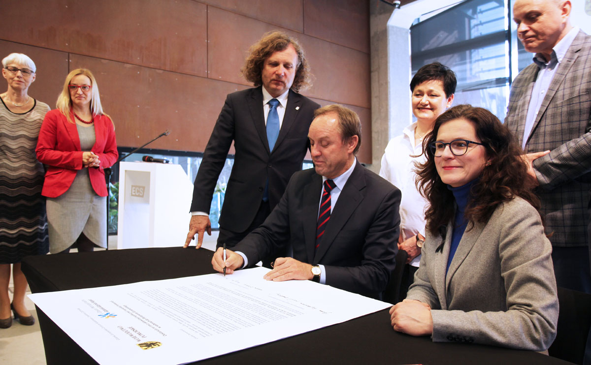 Apel samorządowców o wysoką frekwencję w wyborach do Parlamentu Europejskiego