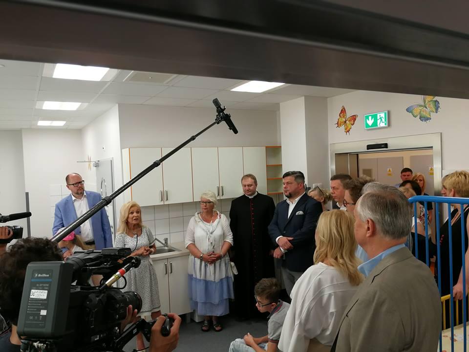 Pomorski Ośrodek Terapii Laserowej im. Fundacji Polsat w Copernicusie już po remoncie. To największa tego typu placówka w Polsce