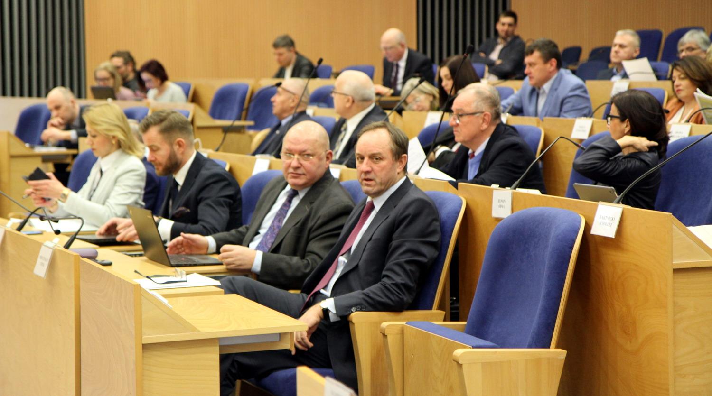 VII sesja Sejmiku Województwa Pomorskiego [TRANSMISJA NA ŻYWO]