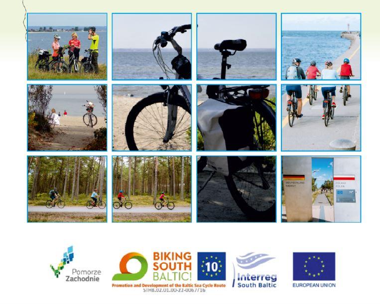 """Raport ewaluacyjny – inwestycje pilotażowe zrealizowane w ramach projektu """"Biking South Baltic"""""""