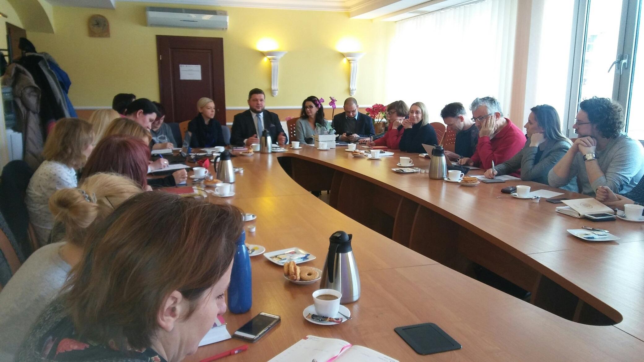 X posiedzenie Komitetu Rozwoju Ekonomii Społecznej