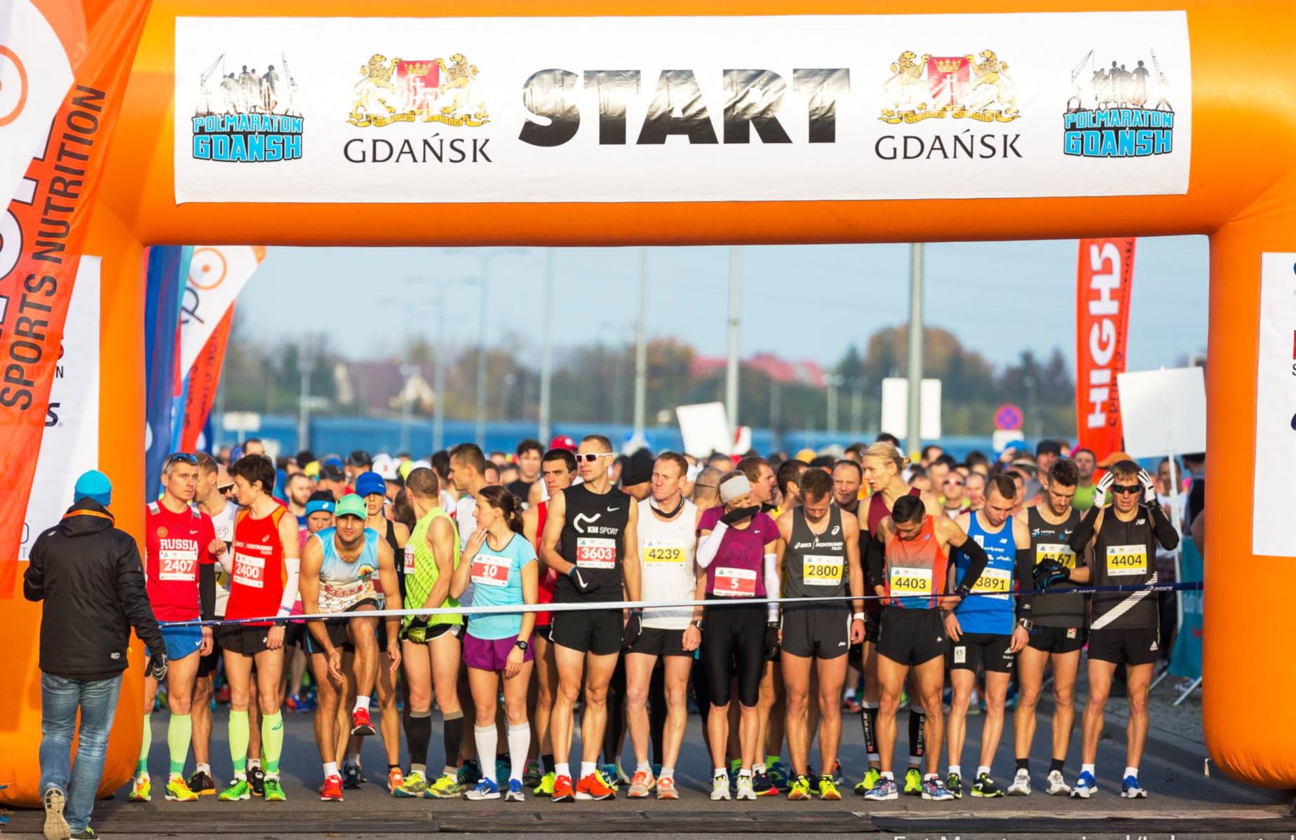 Nie tylko Nocna Dycha i Półmaraton Gdańsk. W ten weekend ulicami Gdańska zawładną biegacze