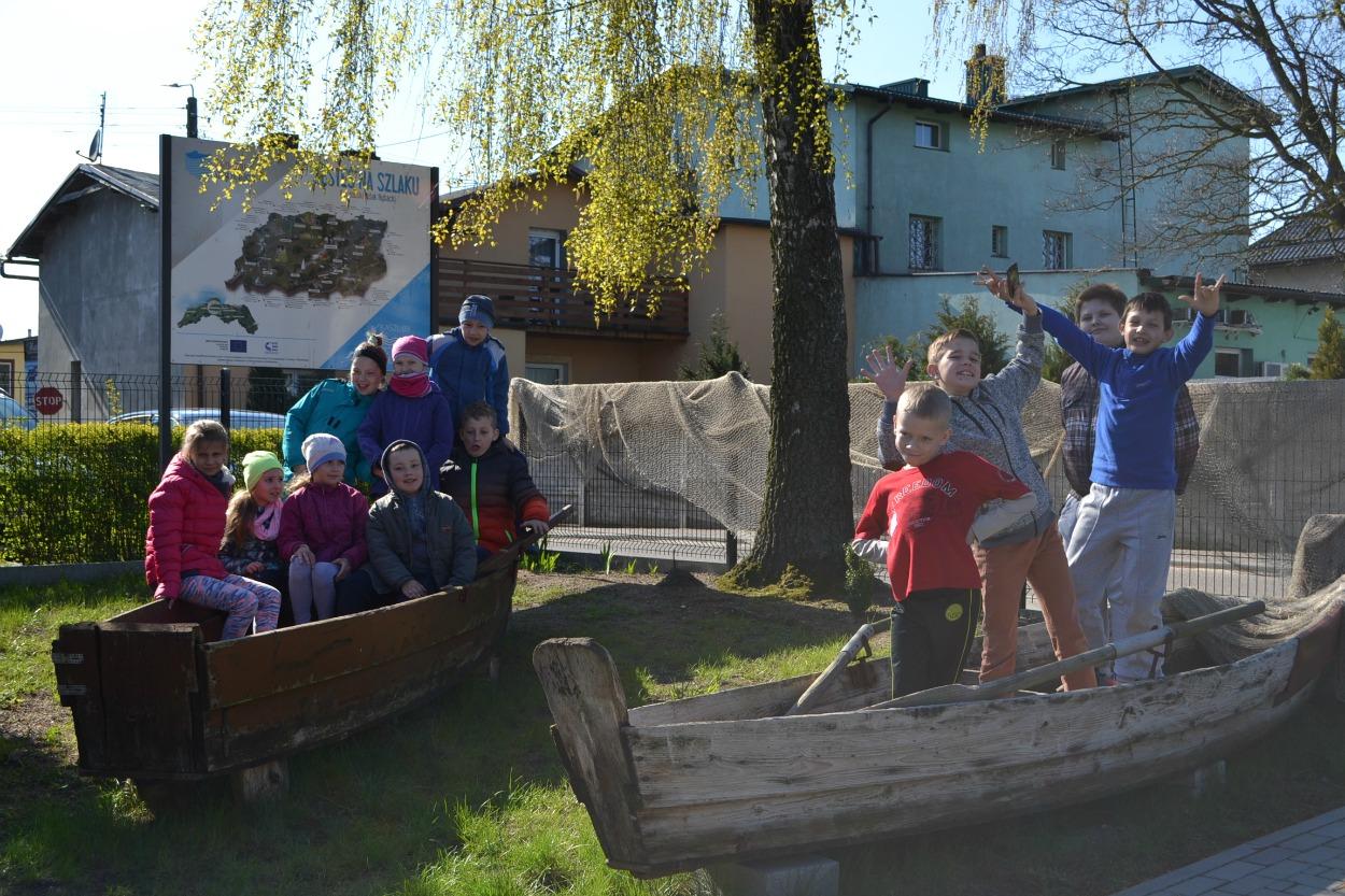 Interaktywne gry rybackie i film 3D. Dni Otwarte Funduszy Europejskich w siedzibie Lokalnej Grupy Rybackiej Kaszuby w Chmielnie