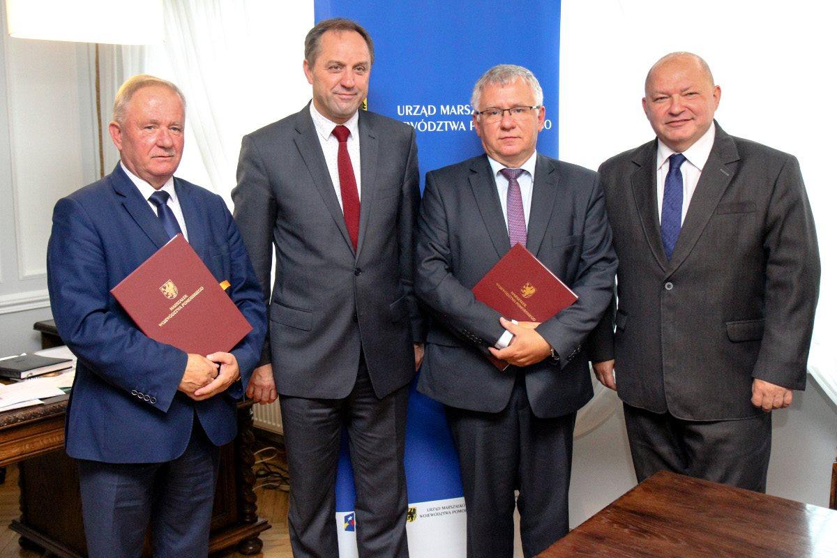 Nowe umiejętności i pomoc bezrobotnym. Puck oraz Uniwersytet Gdański
