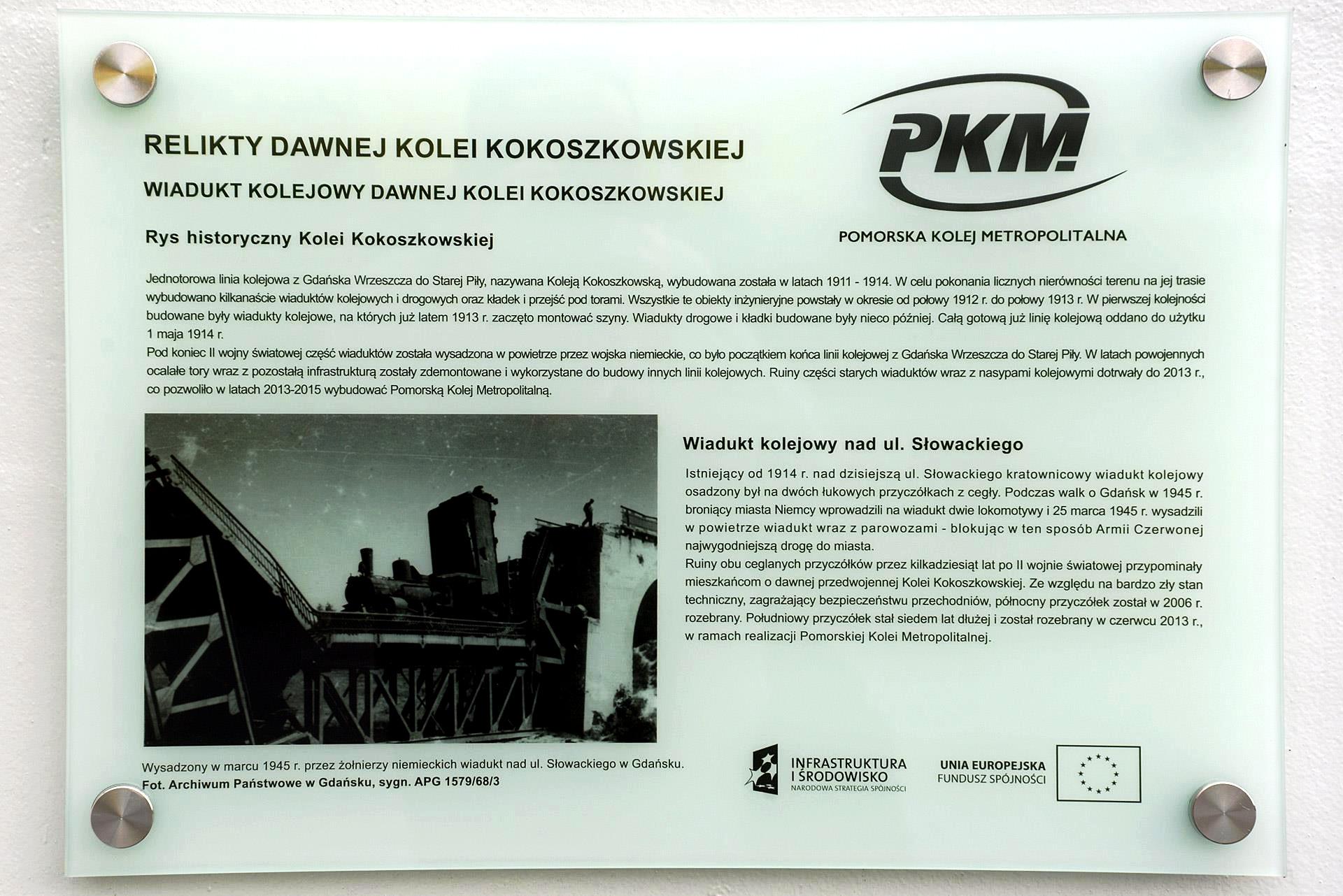 Jak to dawniej z linią PKM było. Dowiedz się więcej o historii linii kolejowej Wrzeszcz – Kokoszki