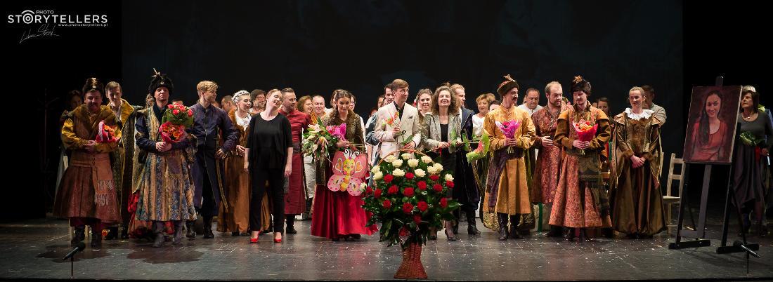 Uroczystość w operze z okazji 226.  rocznicy uchwalenia Konstytucji 3 Maja
