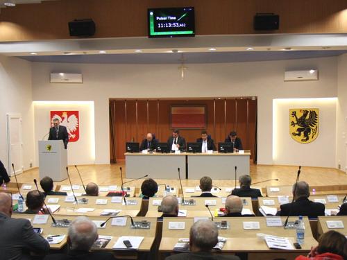 XLVII sesja Sejmiku Województwa Pomorskiego. Porządek obrad i transmisja