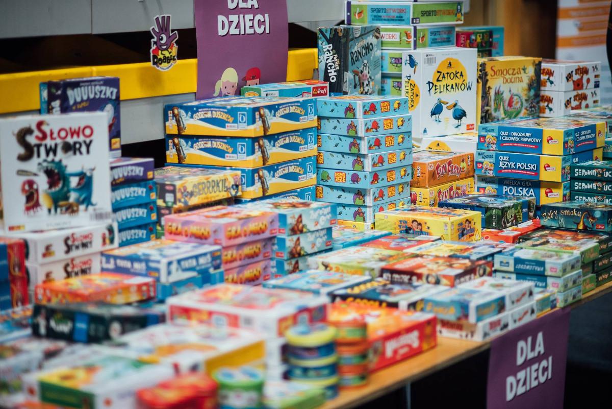 Prawdziwe święto dla miłośników gier planszowych. Ponad 1500 gier, turnieje i tańsze zakupy [FESTIWAL GRAMY]