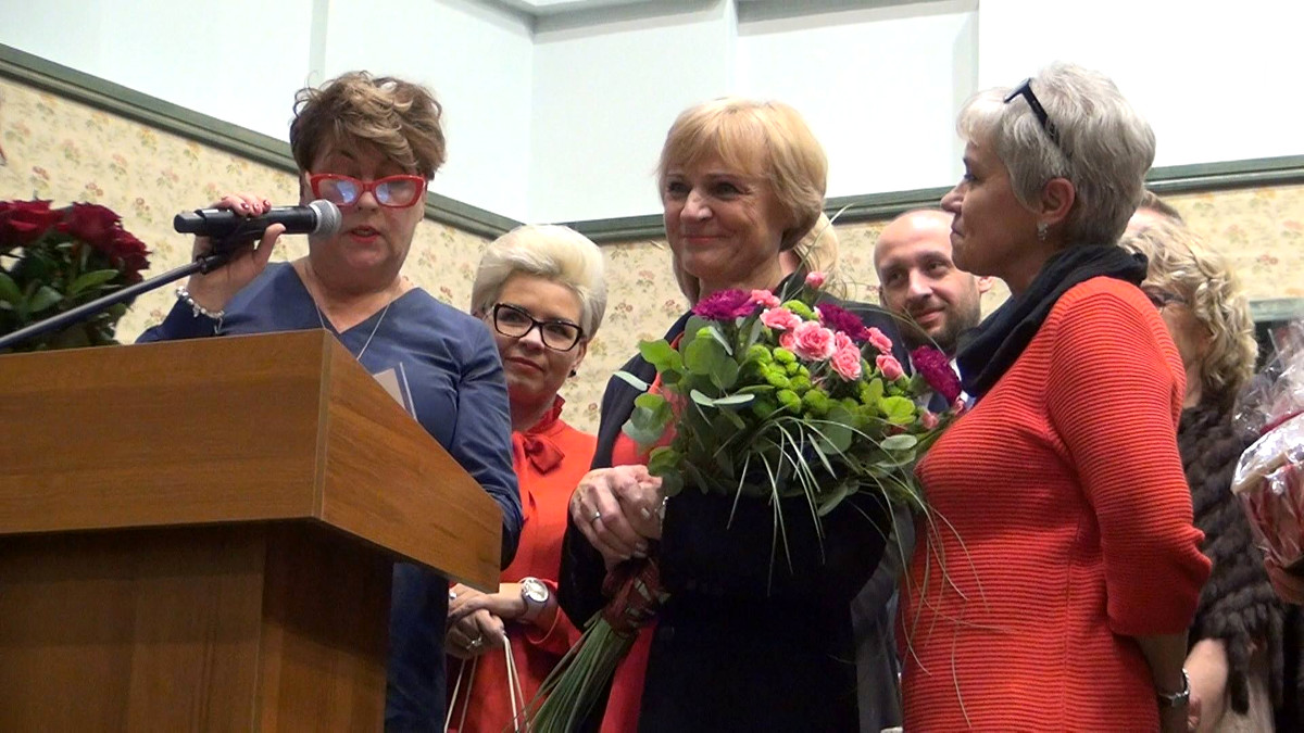 Pomoc powodzianom, kolonie dla dzieci z Ukrainy i Centra Integracji Społecznej. Co ze wzruszeniem wspomina Krystyna Dominiczak?