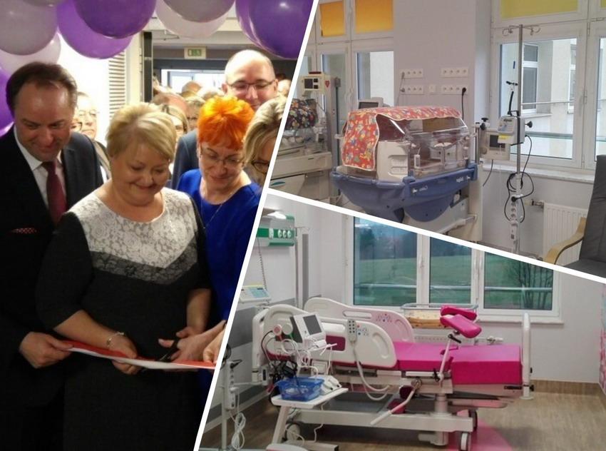 Po 18 latach w Wojewódzkim Szpitalu Specjalistycznym w Słupsku znowu będą rodziły się dzieci. Nowa porodówka czeka na pierwsze mamy [GALERIA]
