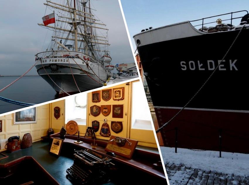 Kim byli Stanisław Sołdek i Mariusz Zaruski? Jak wyglądała kabina kapitana Karola Borchardta? Ferie zimowe na wodzie