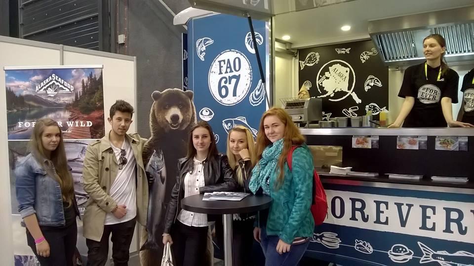 Silna drużyna z pomorskich szkół na Food-Expo w Gdańsku i ITM Polska w Poznaniu