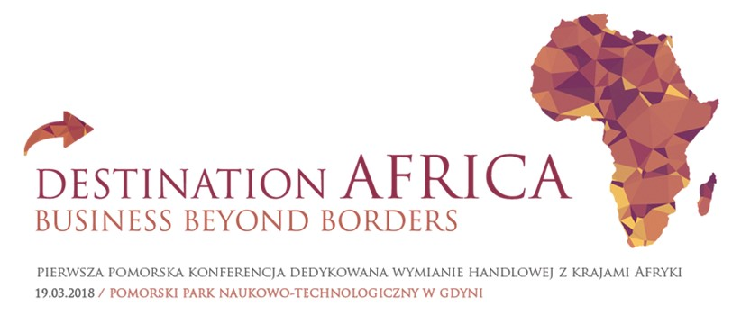 Baner konferencji Destination Africa