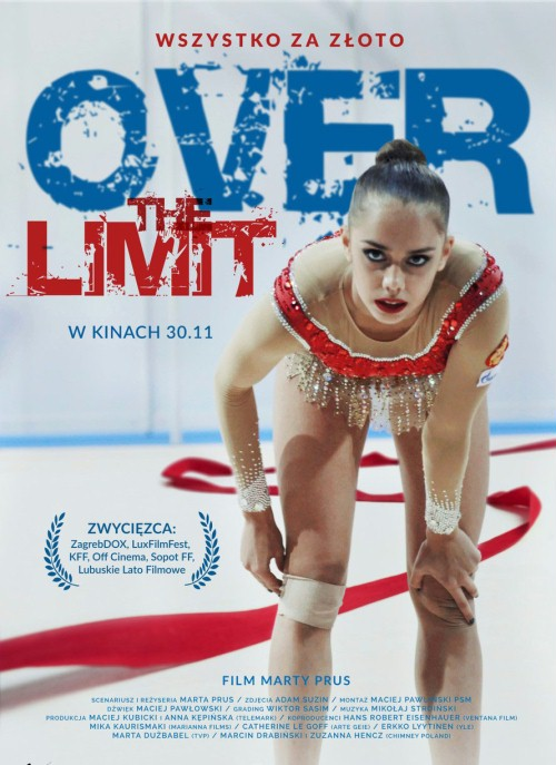 Plakat filmu Over the limit