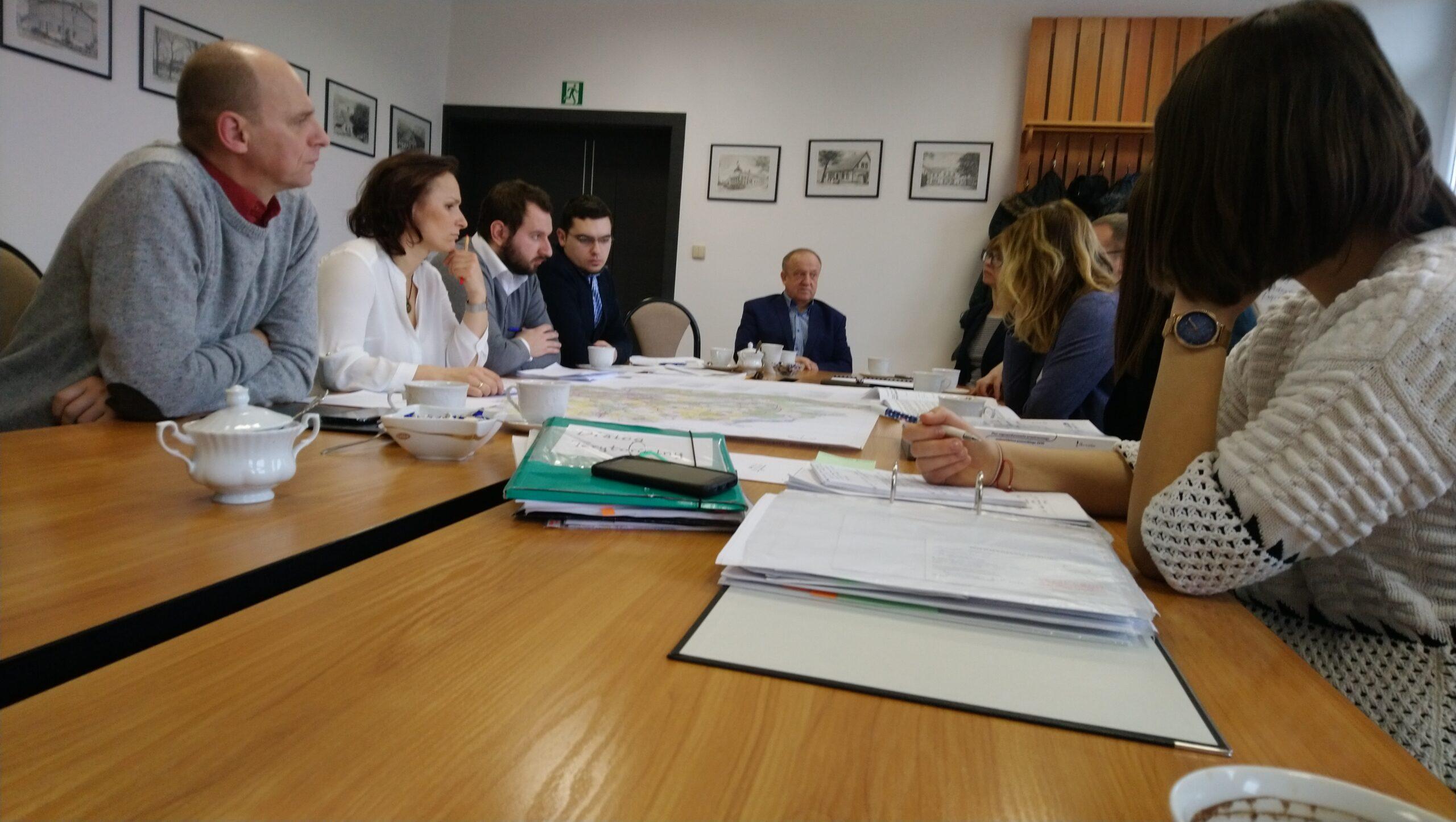 Dialog Terytorialny w Nowej Wsi Lęborskiej