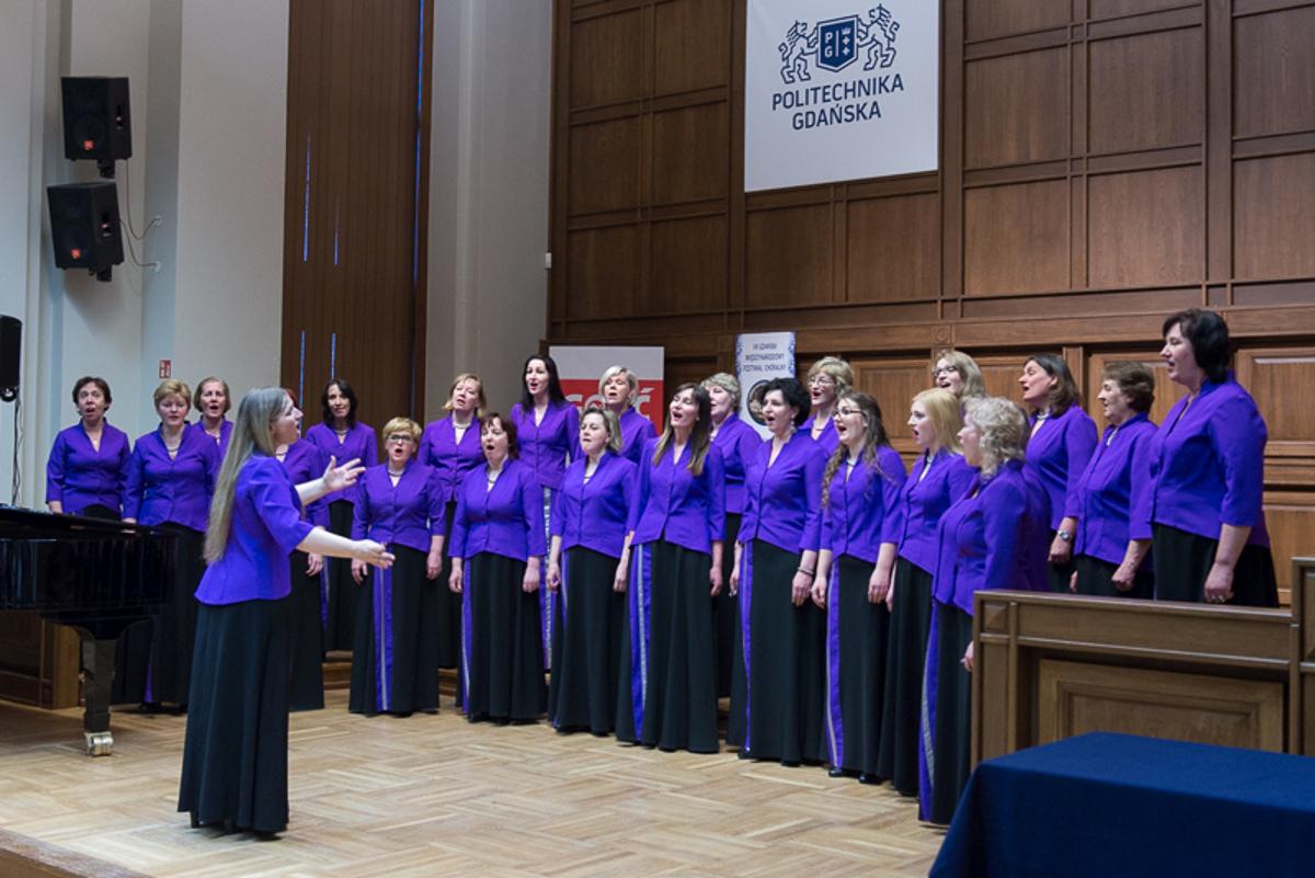 Najlepsze europejskie chóry spotkają się w Gdańsku na Międzynarodowym Festiwalu Chóralnym