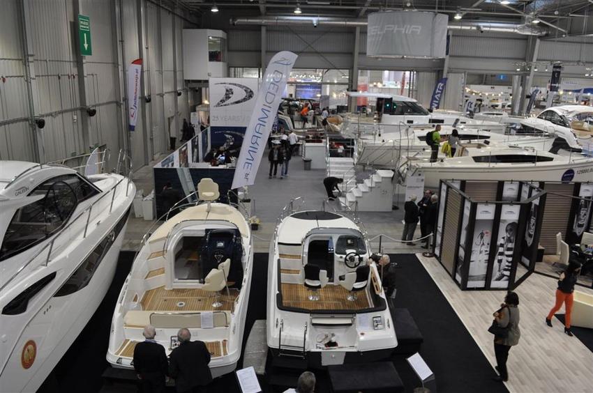 Najpiękniejsze jachty, łodzie motorowe, najszybsze skutery i nowoczesny sprzęt… Luksusowy zawrót głowy w Gdyni