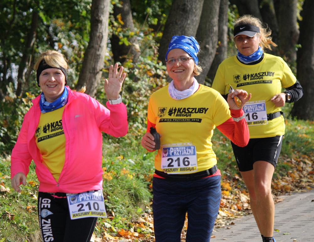 Kaszuby Biegają po raz ostatni w tym roku. W Przyjaźni 8 października 2017 r. spotka się ponad 600 biegaczy