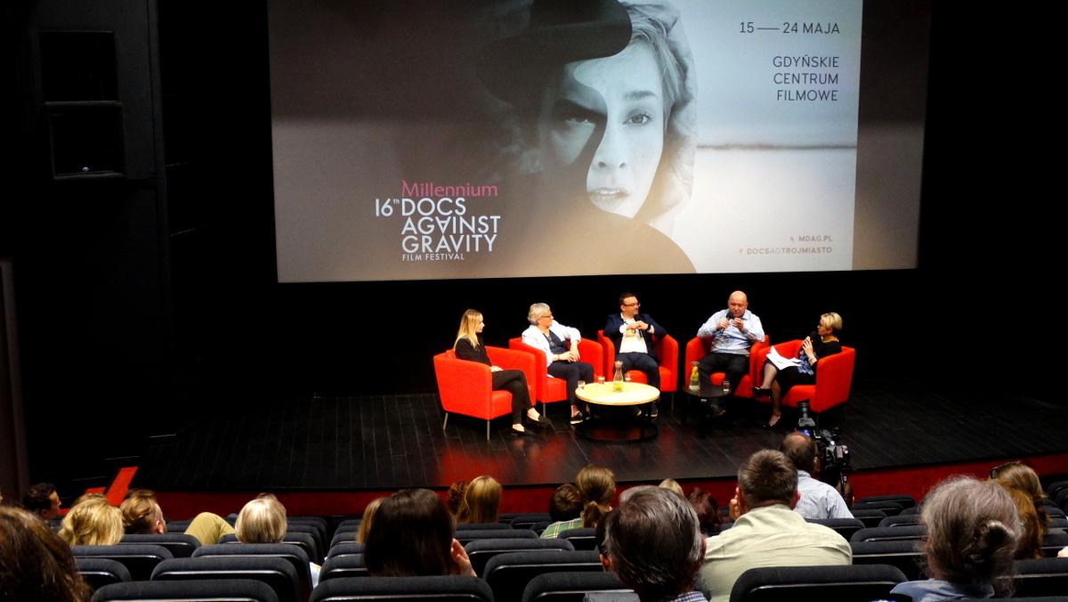 Bycie Europejczykiem to przywilej? Dyskusja w Gdyńskim Centrum Filmowym podczas Millennium Docs Against Gravity
