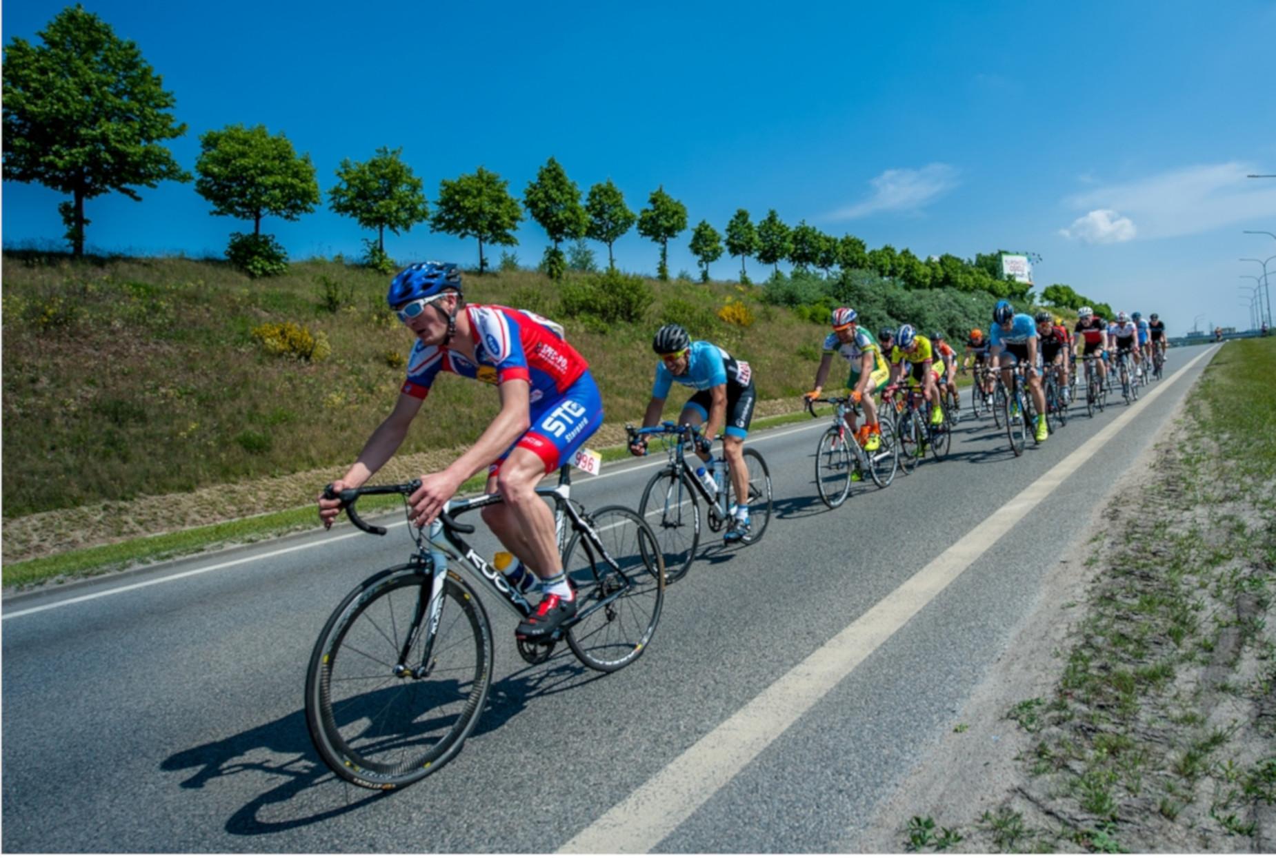 Ten weekend w Gdańsku będzie należeć do rowerzystów. Czesław Lang zaprasza na wyścig szosowy i górski maraton