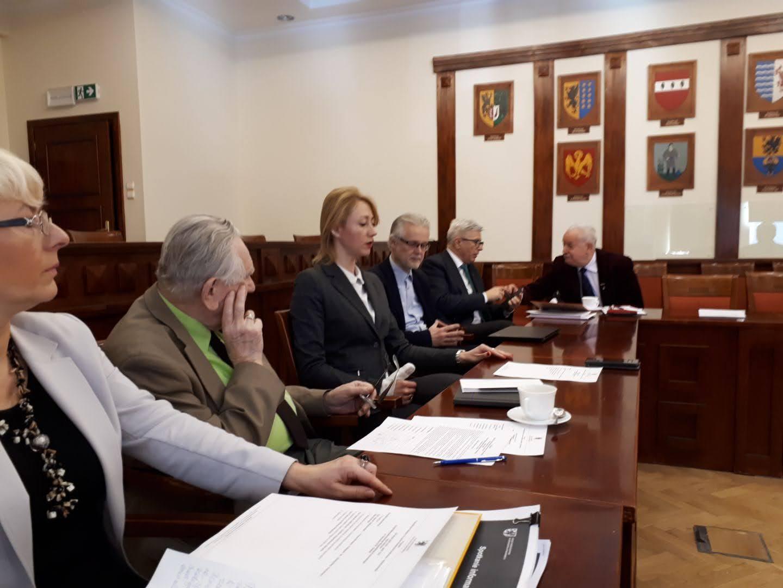 Posiedzenie Kolegium do spraw dziedzictwa kulturowo – historycznego – 26.02.2020r. [RELACJA]