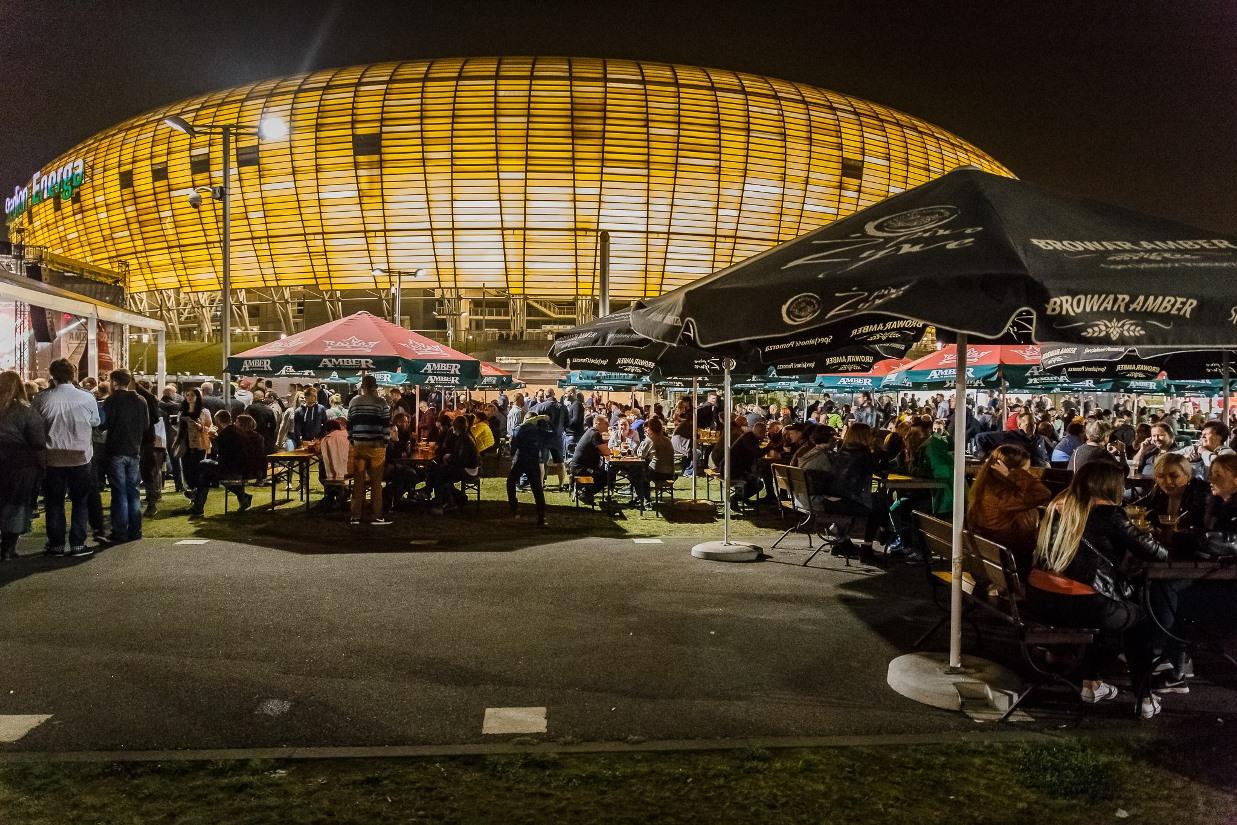 Wielkie święto miłośników piwa i regionalnych przysmaków. Piąta edycja Amber Fest w Gdańsku
